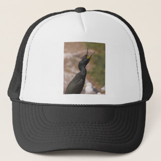 Shag Long Necked Bird Hat