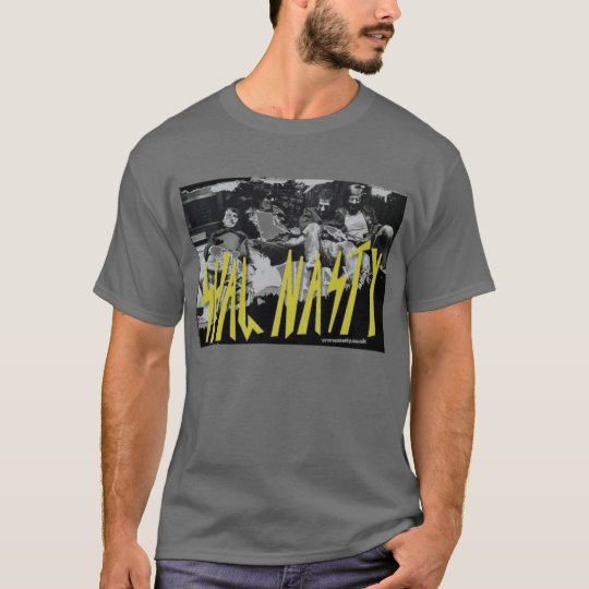 Shag Nasty Street Picture T-Shirt