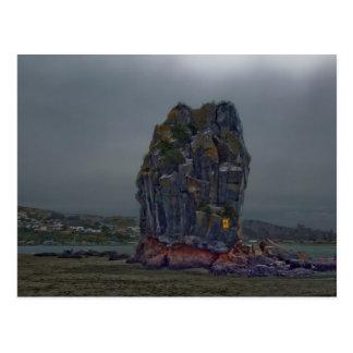 Shag Rock Postcard