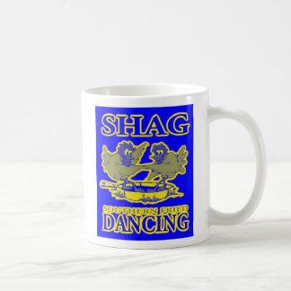 Shag Southern Fried Dancing B/G Mug by Shag Stuff