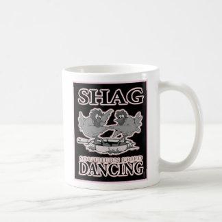 Shag Southern Fried Dancing B/M Mug by Shag Stuff