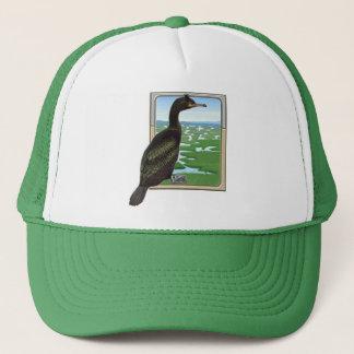 Shag Trucker Hat