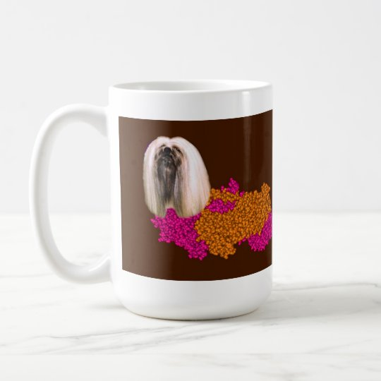 Shaggy Antibody Coffee Mug