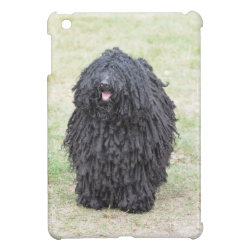 Case Savvy iPad Mini Glossy Finish Case with Puli Phone Cases design