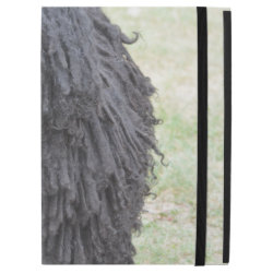 "Shaggy Puli Dog iPad Pro 12.9"" Case"