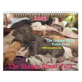 Shaggy Shack 2015 Calendar