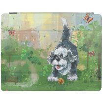 Shaggy Sheep Dog Electronics iPad Smart Cover