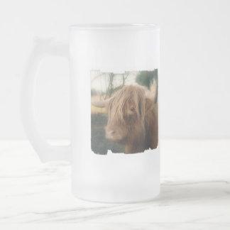 Shaggy Yak Frosted Mug