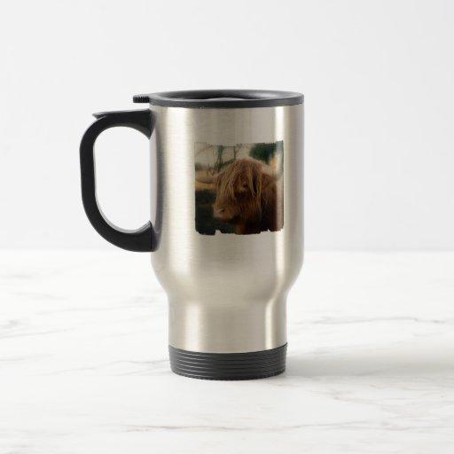 Shaggy Yak Travel Mug