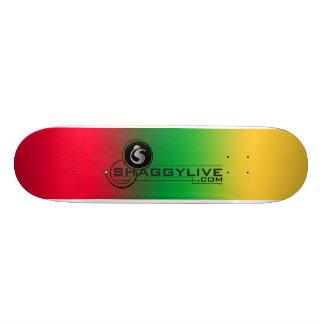 shaggylive Rasta Board Skate Boards