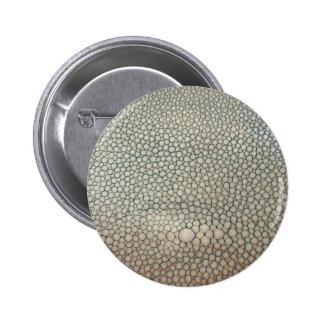 Shagreen Beige Pinback Buttons