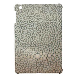 Shagreen Beige iPad Mini Cover