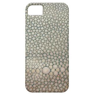 Shagreen Beige iPhone SE/5/5s Case