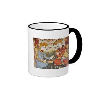 Shah Abbas I  and a Courtier Coffee Mug