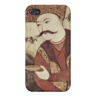 Shah Abbas I iPhone 4 Case