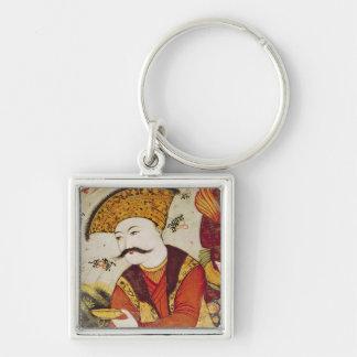 Shah Abbas I y un ofrecimiento del cortesano Llaveros Personalizados