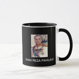 Shah de la taza/del شاهنشاهیایرانپرچملیوان de taza