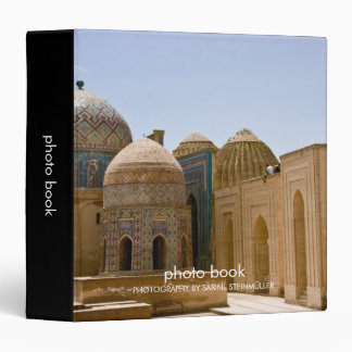 Shah-i-Zinda Photo Book Binder