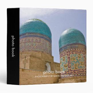 Shah-i-Zinda Photo Book Binder