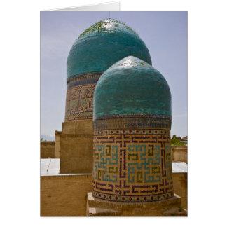 Shah-i-Zinda Tarjeta De Felicitación