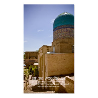 Shah-i-Zinda Tarjetas De Visita