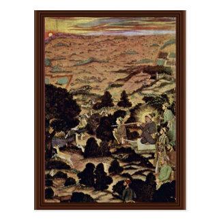 Shah Jahan On The Wild Hunt By Meister Der Shâh-Ja Post Cards