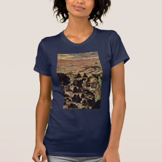 Shah Jahan On The Wild Hunt By Meister Der Shâh-Ja Tee Shirt