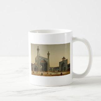 Shah Masjid in Isfahan Coffee Mug