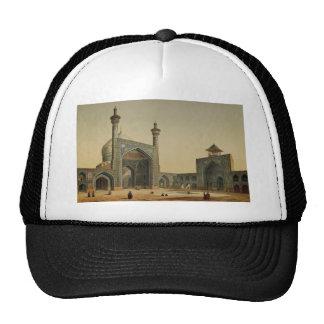 Shah Masjid in Isfahan Hats