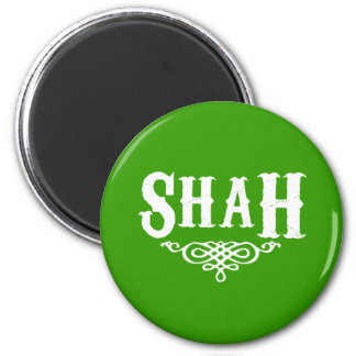 Shah Refrigerator Magnet