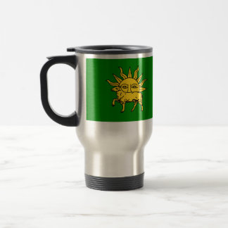 Shah Tahmasp I, Iran flag Coffee Mug