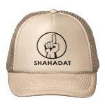 Shahadat (Witness) Mesh Hat