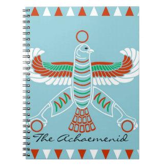 Shahbaz Spiral Notebook
