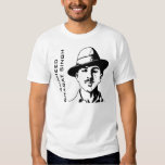 Shaheed Bhagat Singh Indian Freedom Fighter Shirts