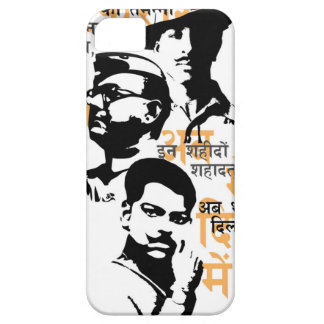 Shaheed The Indian Martyrs iPhone SE/5/5s Case