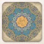 """Shahnaz Persian Style Coaster set<br><div class=""""desc"""">by Tehran Designs</div>"""