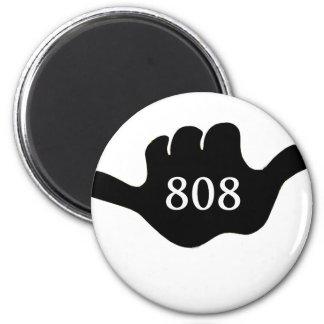 Shaka 808 2 inch round magnet
