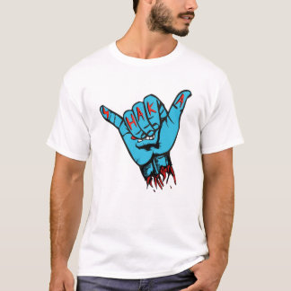 Shaka Cruz Screaming Hand T-Shirt