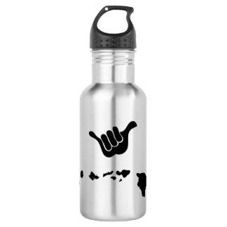 Shaka for Hawaii Stainless Steel Water Bottle