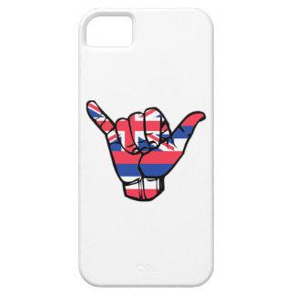 Shaka Hawaii Flag iPhone SE/5/5s Case