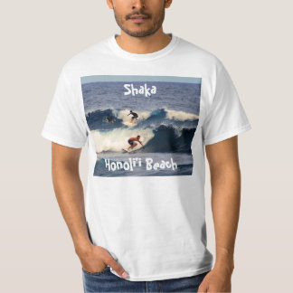 Shaka, Honoli'i Hawaiian Surfers Shirt