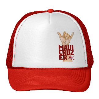 Shaka Logo Asymmetric Trucker Hat