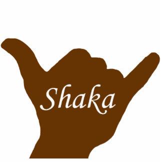 Shaka Photo Sculpture