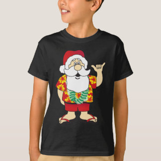 Shaka Santa T-Shirt