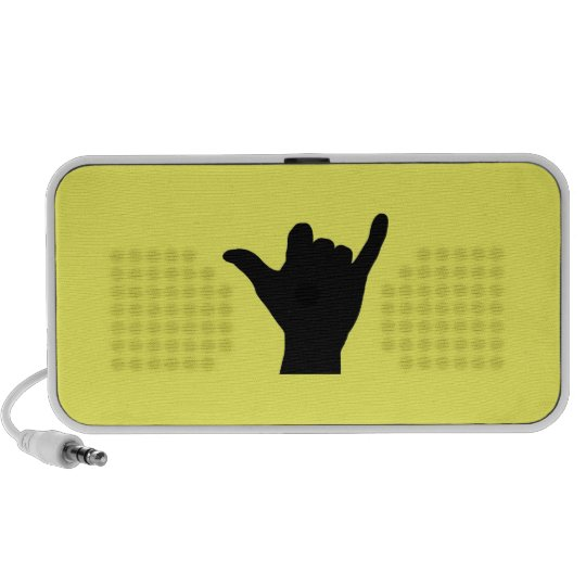 Shaka Sign Portable Speaker