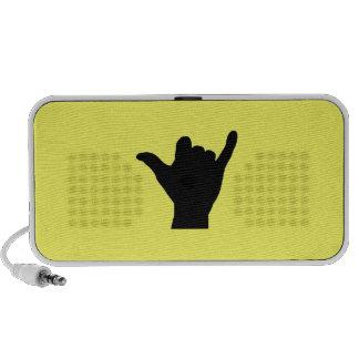 Shaka Sign Travel Speaker