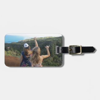 Shaka Sisters Luggage Tag