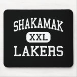 Shakamak - Lakers - High - Jasonville Indiana Mouse Pad