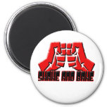 SHAKE AND BAKE MAGNETS