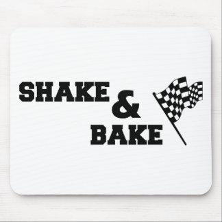 Shake and Bake Mouse Pad